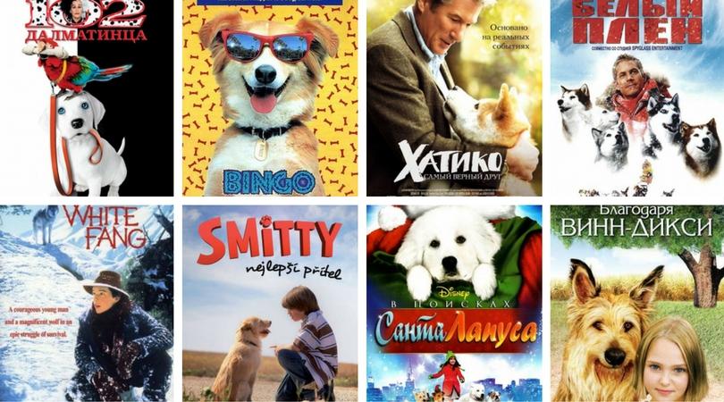 Хорошие фильмы про собак.