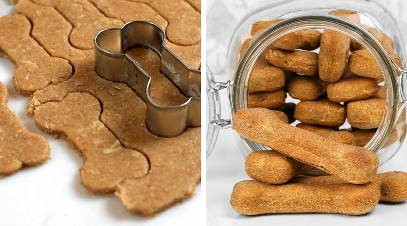 собачье печенье из печени рецепт