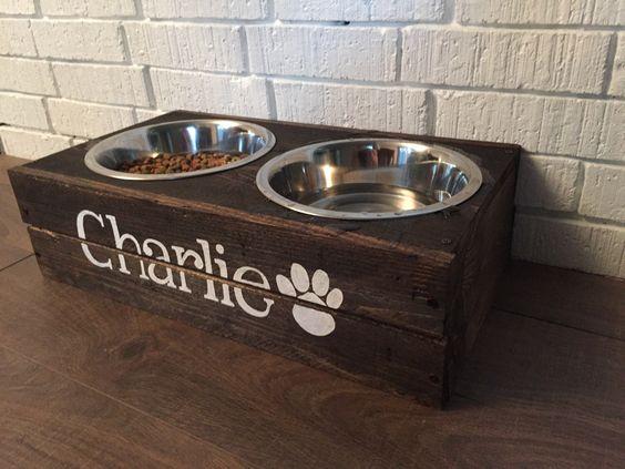 Подставка под миски для собак