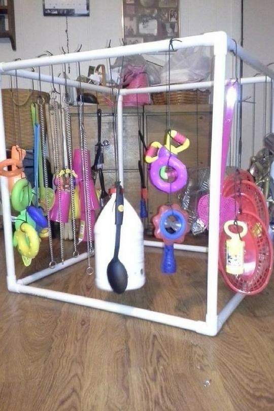 Игрушки для щенков