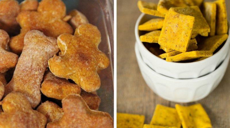 Печенье для собак с сыром