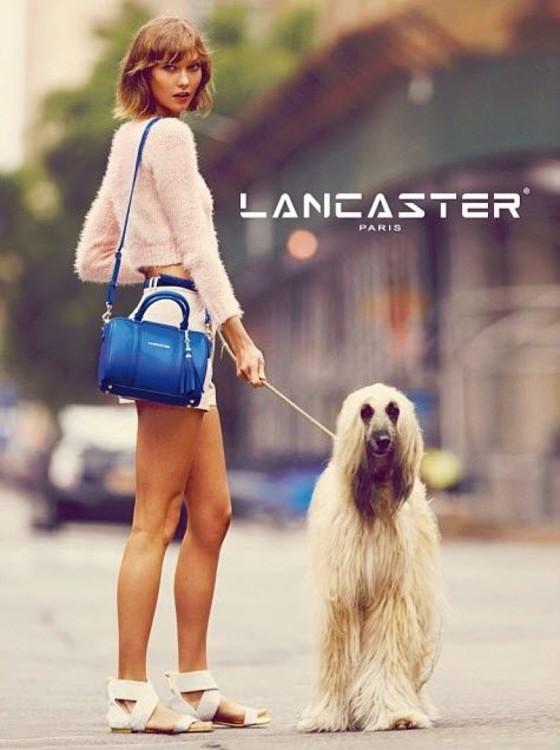 Рекламная кампания Lancaster