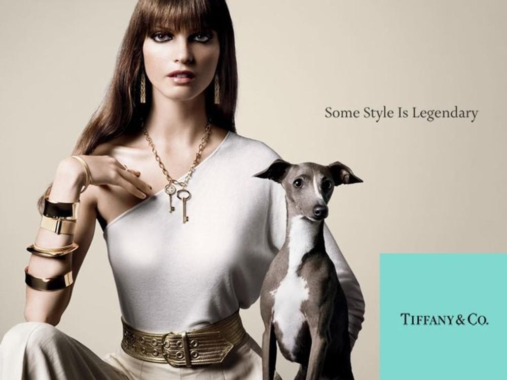 Рекламная кампания Tiffany
