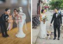 Пары нашли способ включить своих собак в свадебное торжество
